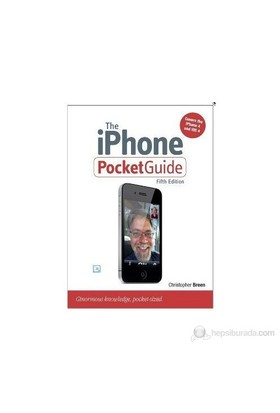 The İphone Pocket Guide-Christopher Breen