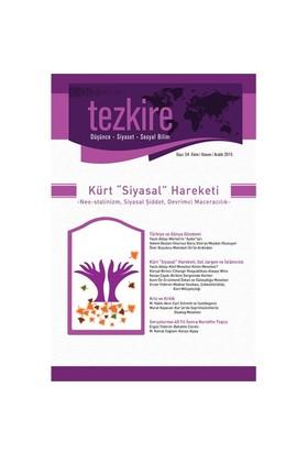 Tezkire Dergisi Sayı: 54