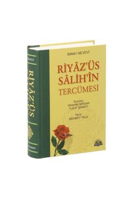 Riyazüs Salihin Tercümesi (Tek Cilt Küçük Boy – Şamua Kağıt) - Ebu Zekeriyya Muhyiddin Bin Şeref En-Nevevi Ed-Dimeşki