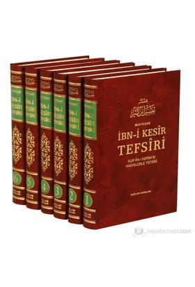 İbn-İ Kesir Tefsiri Kur'an-I Kerim'in Hadislerle Tefsiri (Muhtasar 6 Cilt - İthal Kağıt) - Ebu'l Fida İsmail İbn-i Kesir