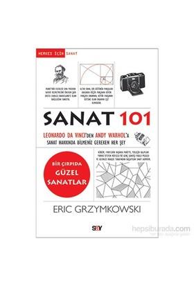 Sanat 101 - Eric Grzymkowski