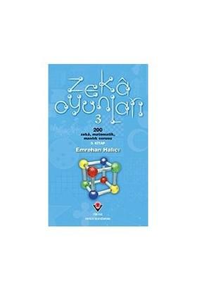 Zeka Oyunları 3 (1.Baskı) - Emrehan Halıcı