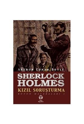 Sherlock Holmes Kızıl Soruşturma Bütün Maceraları 1