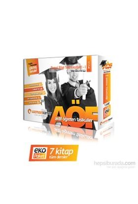 Uzman Kariyer AÖF 9126 - 1. Sınıf İşletme Yönetimi - Güz Dönemi - Tüm Dersler | EKO PAKET