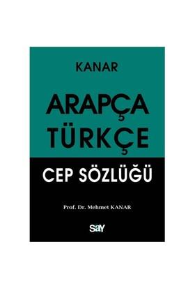 Arapça-Türkçe Cep Sözlüğü-Mehmet Kanar