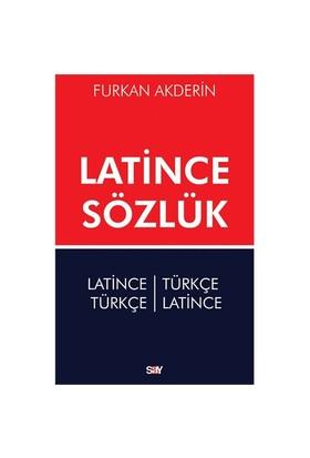 Latince Sözlük (Latince-Türkçe / Türkçe-Latince) - Furkan Akderin