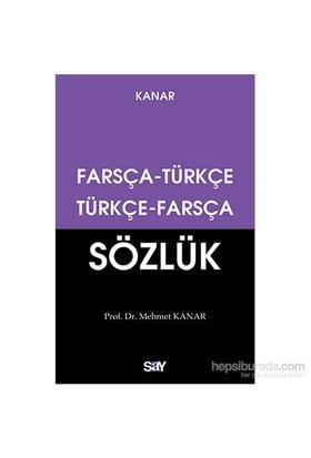 Farsça Türkçe Türkçe Farsça Sözlük Küçük Boy( Dönüşümlü)-Mehmet Kanar