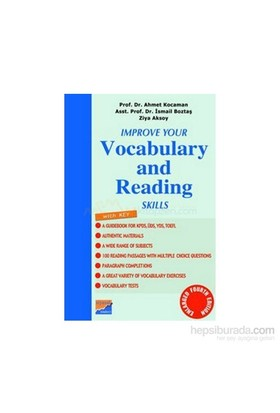 Vocabulary And Reading-Ahmet Kocaman