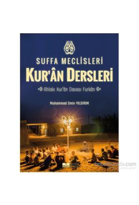 Kur'An Dersleri: Ahlakı Kur'An Davası Furkan-Muhammed Emin Yıldırım