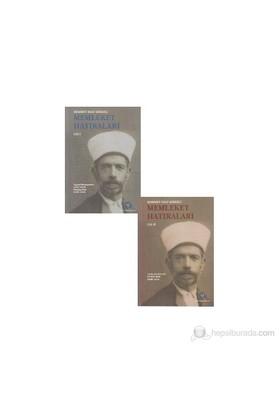 Memleket Hatıraları Cilt 1 - 2-Mehmet Esat Serezli