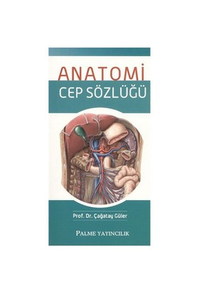 Anatomi Cep Sözlüğü-Çağatay Güler