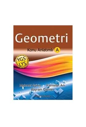Palme Yayınevi Geometri Konu Anlatımlı (A)-Mehmet Şahin