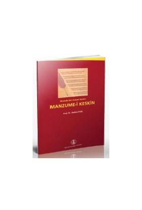 Manzume-İ Keskin-Mustafa Bin Osman Keskin