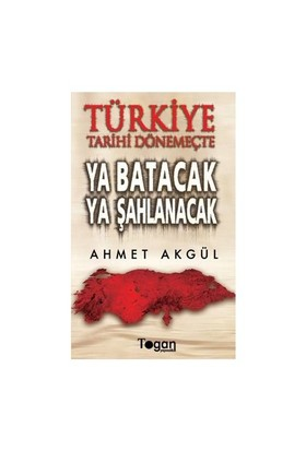 Türkiye Tarihi Dönemeçte Ya Batacak Ya Şahlanacak-Ahmet Akgül