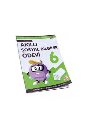 Arı Yayıncılık 6. Sınıf Sosyalimo Akıllı Sosyal Bilgiler Ödevi