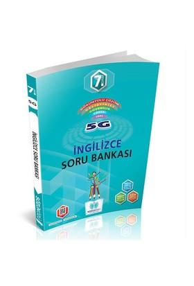 Sözün Özü Yayınları 7. Sınıf 5G İngilizce Soru Bankası