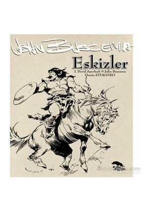Eskizler-J. David Spurlock