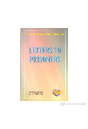 Letters to Prisoners (İngilizce)