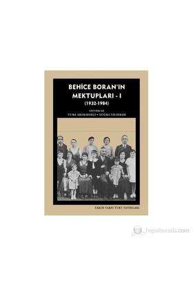 Behice Boran'In Mektupları 1 - (1932 - 1984)-Kolektif