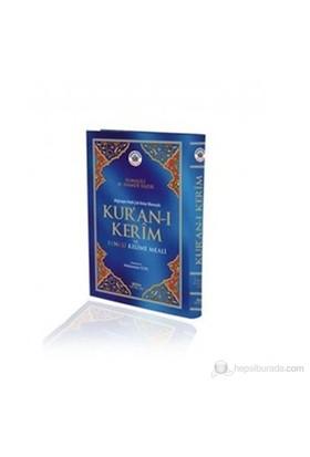 Kur'an-ı Kerim ve Renkli Kelime Meali (Orta Boy, Kod: 152) - Elmalılı Muhammed Hamdi Yazır