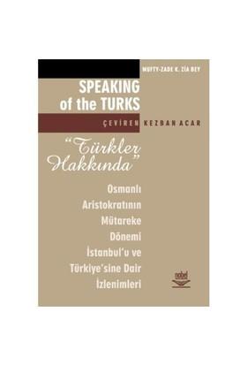 Türkler Hakkında