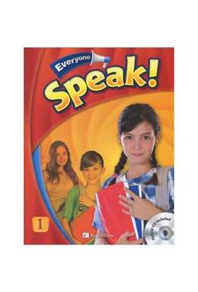 Everyone Speak 1 With Workbook +Hybrid Cd (Cdrom&Audio)-Shawn Despres