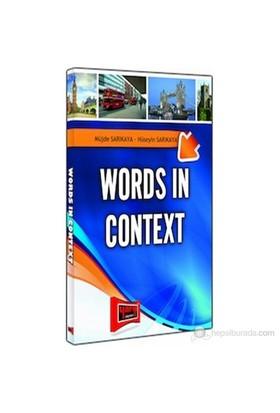 Yargı Words İn Context-Hüseyin Sarıkaya