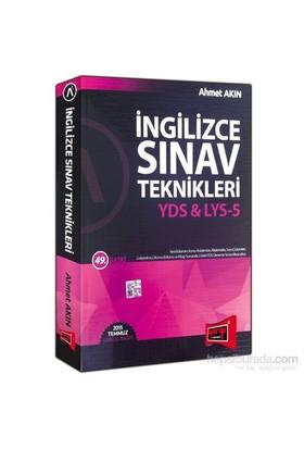 Akın Dil & Yargı Yayınları YDS & LYS-5 İngilizce Sınav Teknikleri - Ahmet Akın