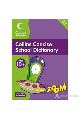 Collins Concise School Dictionary