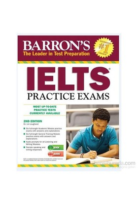 Barron's IELTS Exams 2nd Edition - Lin Lougheed