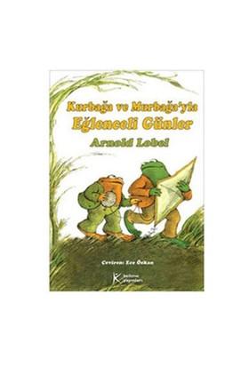 Kelime Yayınları Kurbağa Murbağayla Eğlenceli Günler Arnold Lobel