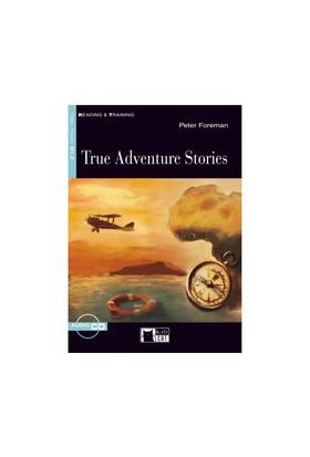 Cideb Yayınları True Adventure Stories Black Cat