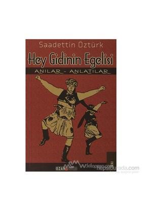 Hey Gidinin Egelisi-Saadettin Öztürk