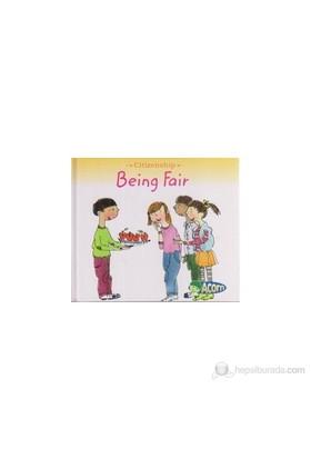 Being Fair-Cassie Mayer