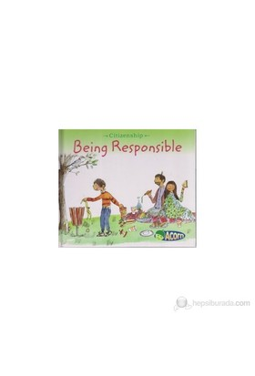 Being Responsible-Cassie Mayer
