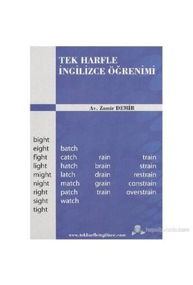 Tek Harfle İngilizce Öğrenimi