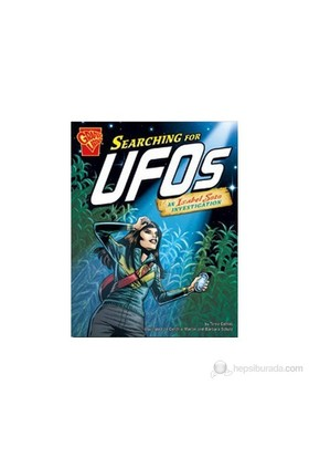 Searching For Ufos: An Isabel Soto Investigation-Aaron Sautter