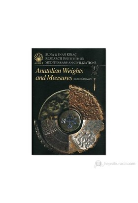 Anatolian Weights And Measures-Garo Kürkman