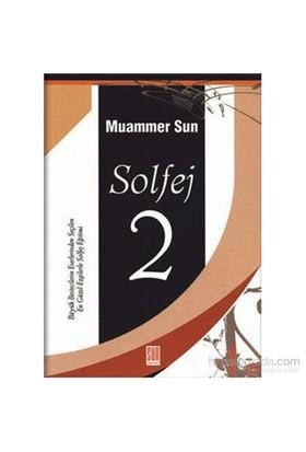 Solfej 2 - Muammer Sun
