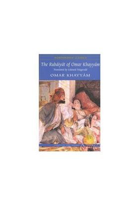 The Rubaıyat Of Omar Khayyam-Ömer Hayyam