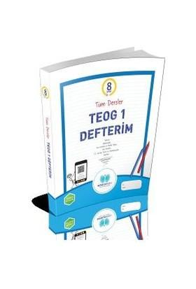 Sözün Özü Yayınları 8.Sınıf Tüm Dersler Teog-1 Defterim