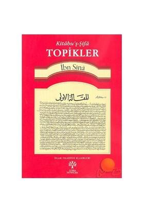 Kitabu'ş-şifa - Topikler - İbn-i Sina