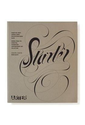 Starter - Vehbi Koç Vakfı Çağdaş Sanat Koleksiyonu'Ndan İşler-Derleme