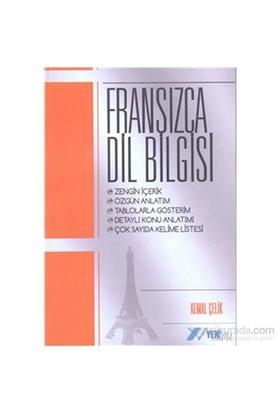 Yeniyüz Fransızca Dil Bilgisi - Kemal Çelik