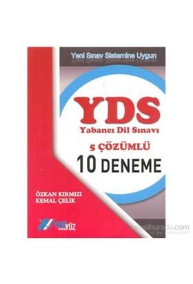Yeniyüz YDS 5 Çözümlü Deneme 10 Deneme