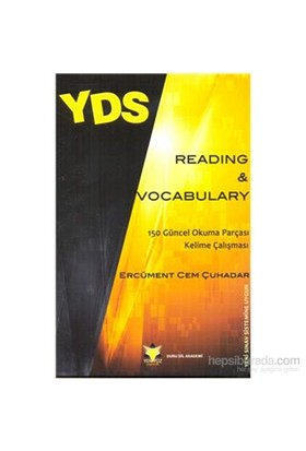 Yeniyüz Yds Reading & Vocabulary