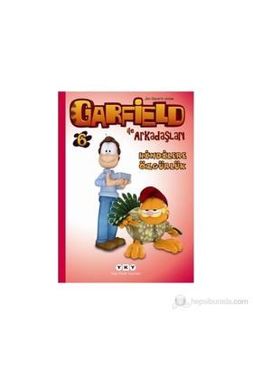 Garfield İle Arkadaşları 6 - Hindilere Özgürlük-Jim Davis