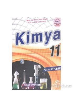 Palme 11. Sınıf Kimya Konu Anlatımlı - Hakan Söylemez