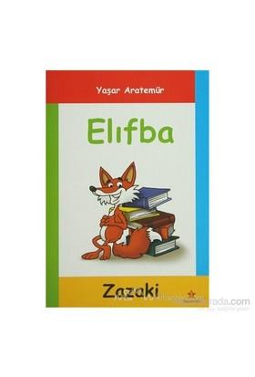 Elıfba - Zazaki-Yaşar Aratemur