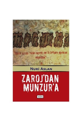 Zaroj'Dan Munzur'A-Nuri Aslan